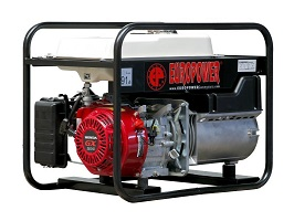 Бензиновый генератор на 2,7 кВт