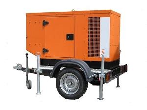 Дизельный генератор на 32 кВт