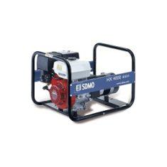 Бензиновый генератор на 3.5 кВт