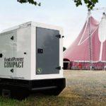 аренда генератора для мероприятий