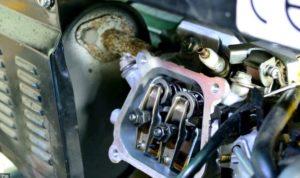 проблемы с системой зажигания генератора