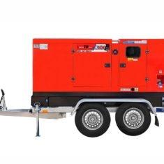 дизельный генератор на 120 кВт