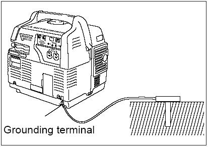 заземление бензинового генератора