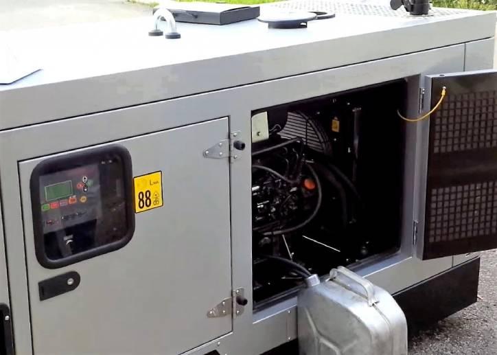 топливо для генератора