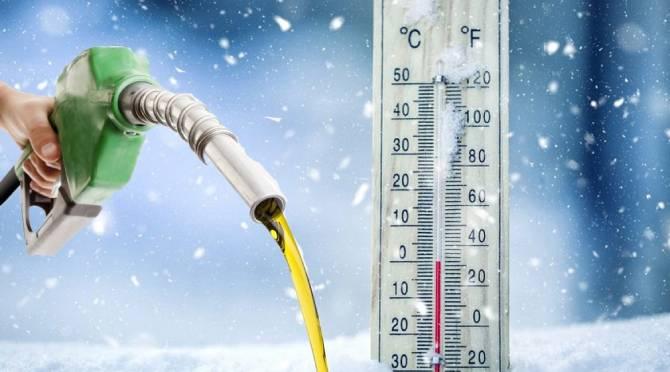 влияение температуры на генератор